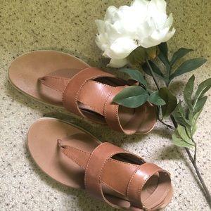 Sorel Torpeda Ankle Strap Sandals